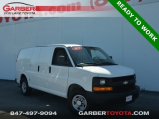 e85176b8a7 2013 Chevrolet Express Cargo Van 2500 RWD SWB for Sale in Fox Lake