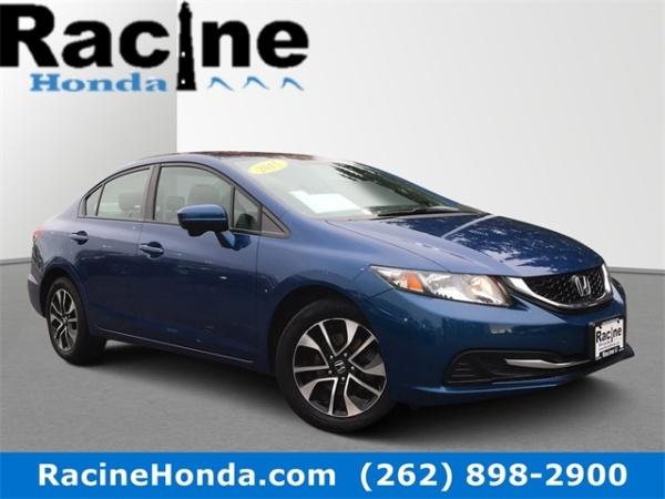 2015 Honda Civic in Racine, WI