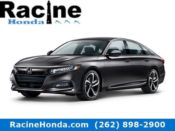 Honda Of Racine >> 2019 Honda Accord Sport 1 5t Cvt For Sale In Racine Wi
