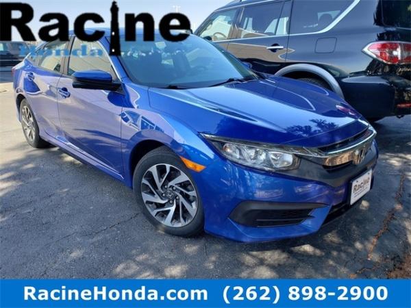 2017 Honda Civic in Racine, WI