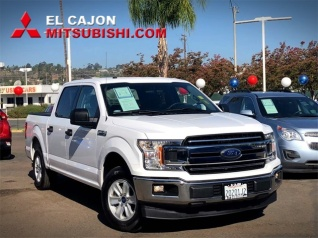 Used  Ford F Wd Supercrew   Box For Sale In El