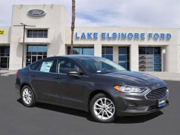 2020 Ford Fusion in Lake Elsinore, CA