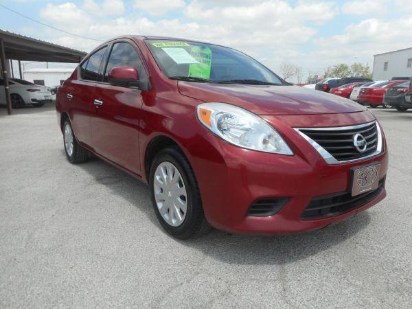 2014 Nissan Versa in Abilene, TX