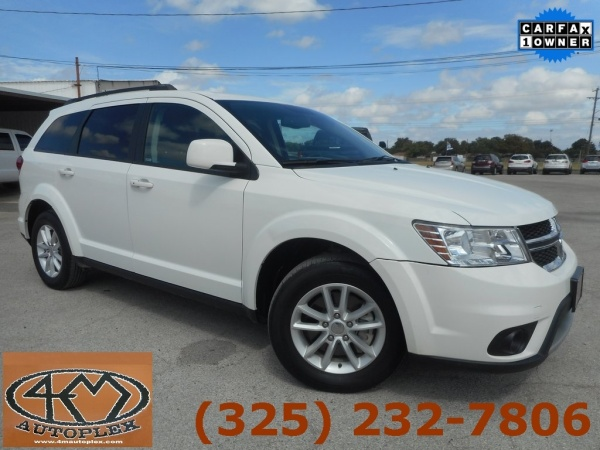 2016 Dodge Journey in Abilene, TX