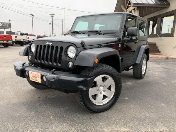 2014 Jeep Wrangler in Abilene, TX