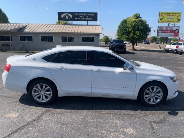 2017 Chevrolet Impala in Amarillo, TX