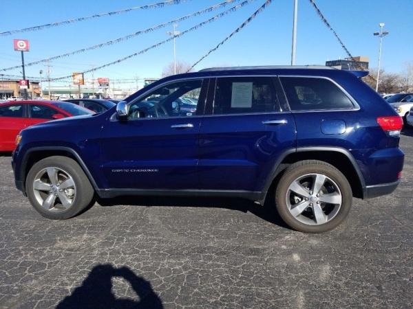 2016 Jeep Grand Cherokee in Amarillo, TX