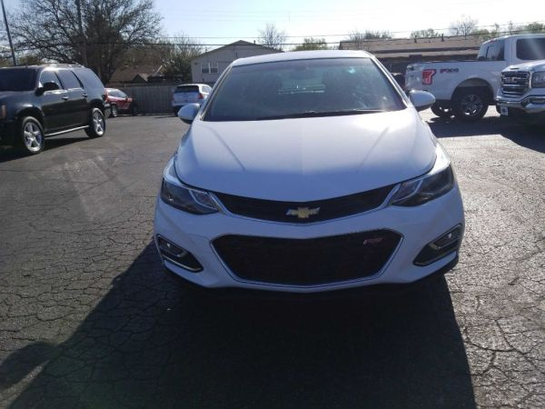 2016 Chevrolet Cruze in Amarillo, TX