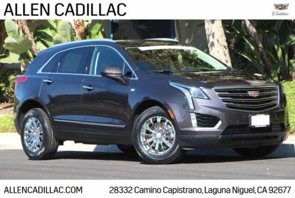 2017 Cadillac XT5 in Laguna Niguel, CA