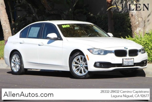 2017 BMW 3 Series in Laguna Niguel, CA