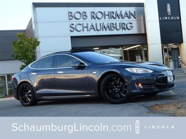 2015 Tesla Model S in Schaumburg, IL