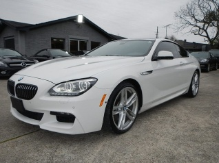 2017 Bmw 6 Series 650i Coupe For In Spring Tx
