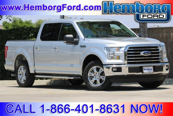 2017 Ford F-150 in Norco, CA