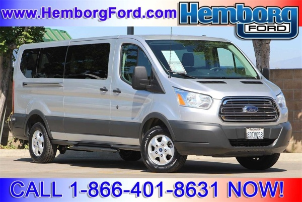 2018 Ford Transit Passenger Wagon in Norco, CA