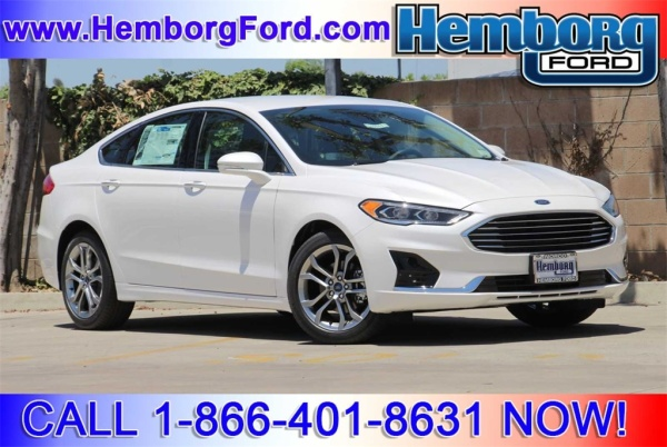 2019 Ford Fusion in Norco, CA