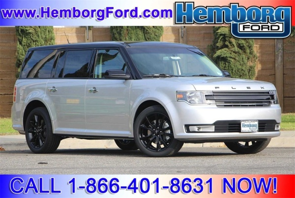 2019 Ford Flex in Norco, CA
