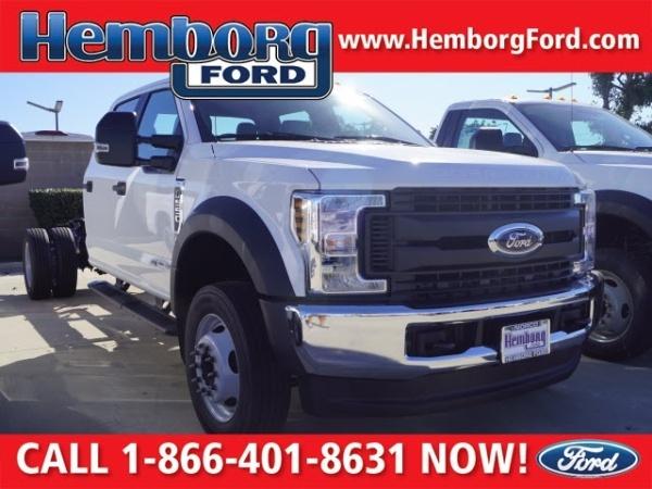 2019 Ford F-550 XL