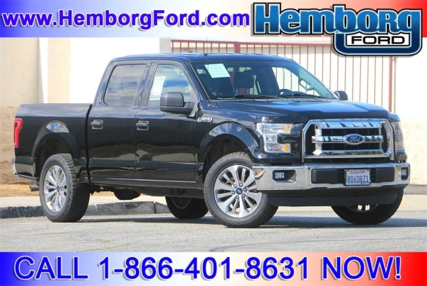 2016 Ford F-150 in Norco, CA