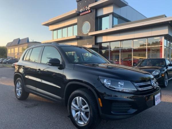 2017 Volkswagen Tiguan in Virginia Beach, VA