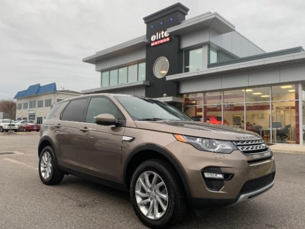 2016 Land Rover Discovery Sport in Virginia Beach, VA