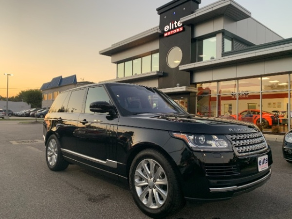 2016 Land Rover Range Rover in Virginia Beach, VA