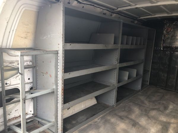 2002 Ford Econoline Cargo Van in Tampa, FL