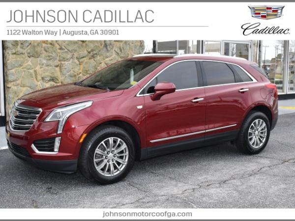 2017 Cadillac XT5 in Augusta, GA