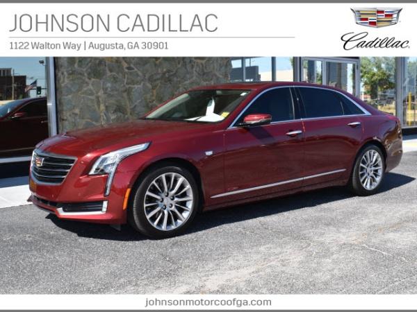 2016 Cadillac CT6 in Augusta, GA