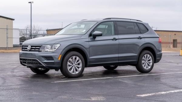2020 Volkswagen Tiguan in Fort Smith, AR