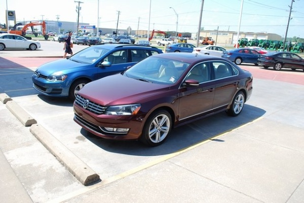 2013 Volkswagen Passat in Fort Smith, AR