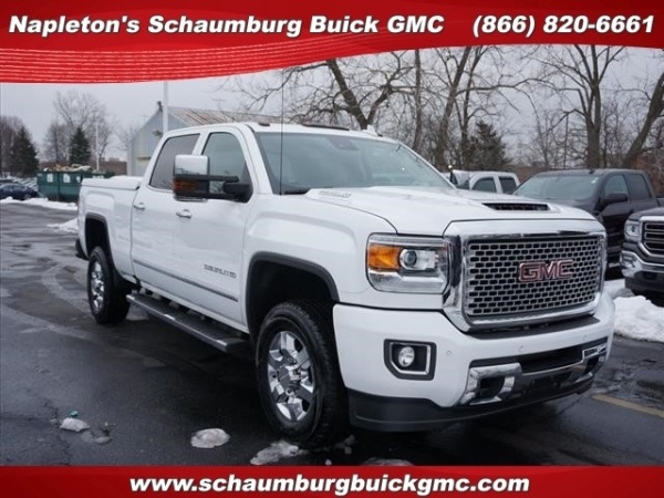 2017 GMC Sierra 3500HD in Schaumburg, IL