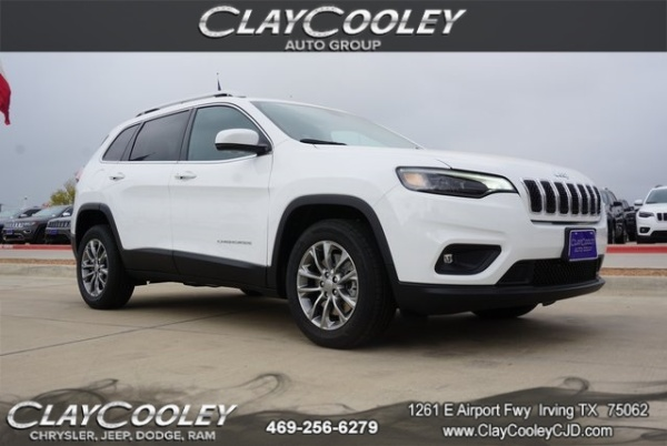 2020 Jeep Cherokee in Irving, TX