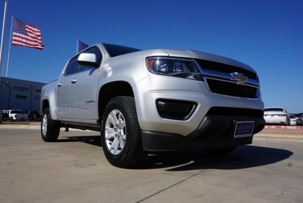 2018 Chevrolet Colorado in Irving, TX