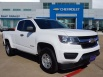 2018 Chevrolet Colorado Work Truck Extended Cab Standard Box 2WD Manual for Sale in Irving, TX
