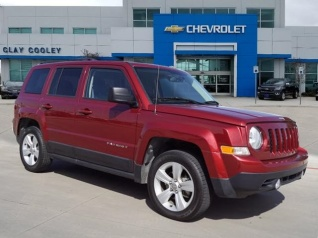 2017 jeep patriot latitude fwd for sale in irving, tx