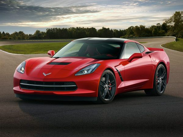 2018 Chevrolet Corvette LT