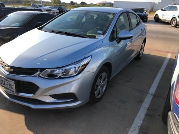 2017 Chevrolet Cruze in Irving, TX