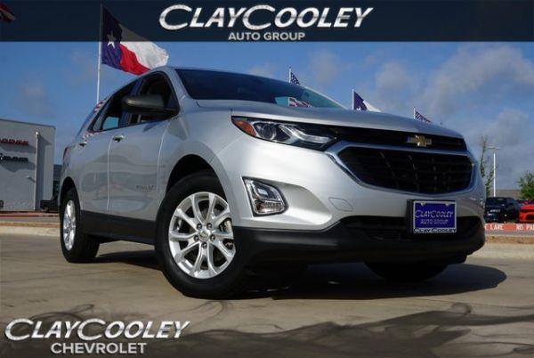 2018 Chevrolet Equinox in Irving, TX