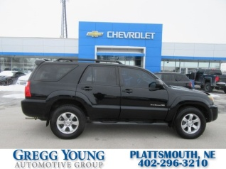 Used Toyota 4runner For Sale In Red Oak Ia 12 Used 4runner