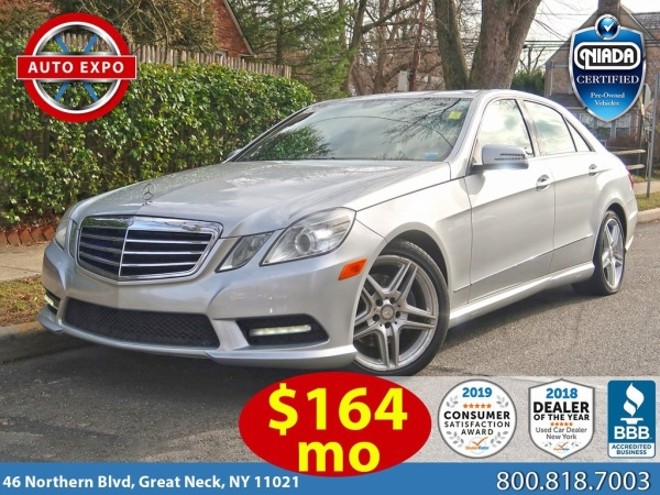 2013 Mercedes-Benz E-Class in Great Neck, NY
