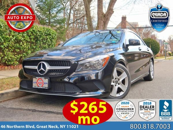 2018 Mercedes-Benz CLA in Great Neck, NY