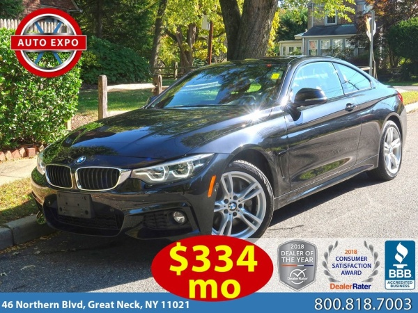 2018 BMW 4 Series in Great Neck, NY