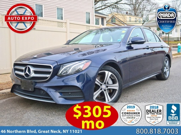 2017 Mercedes-Benz E-Class in Great Neck, NY