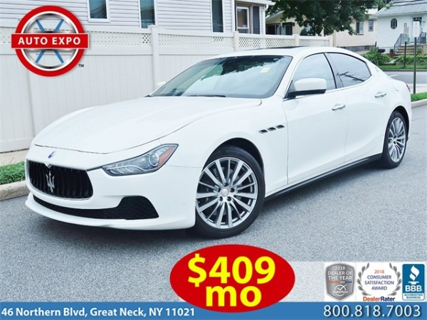 2015 Maserati Ghibli Sedan Rwd For Sale In Great Neck Ny Truecar