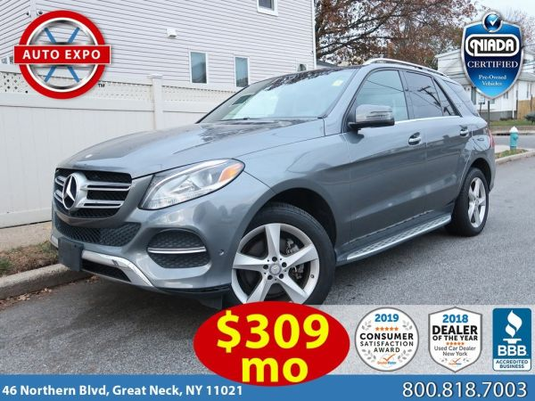 2017 Mercedes-Benz GLE in Great Neck, NY