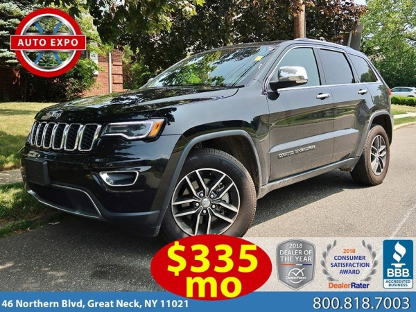 2018 Jeep Grand Cherokee in Great Neck, NY
