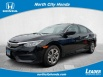 2016 Honda Civic LX Sedan Manual for Sale in Chicago, IL