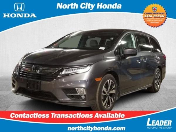 2019 Honda Odyssey in Chicago, IL