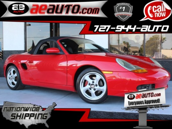 1999 Porsche Boxster in New Port Richey, FL