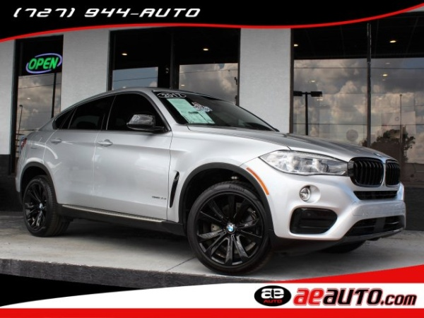 2017 Bmw X6 In New Port Richey Fl